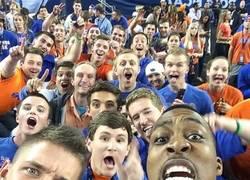Enlace a El mejor selfie de la NBA