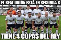 Enlace a El Real Unión está en Segunda B