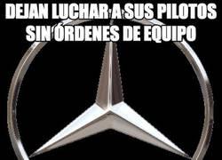 Enlace a A ver si aprenden las demás escuderías de Mercedes