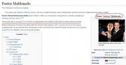 Enlace a Pastor Maldonado en la wikipedia