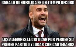Enlace a ¿Sabías que ahora los alemanes critican a Guardiola? Es por esto. Increíble