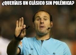 Enlace a Matheu Lahoz arbitrará la final de Copa del Rey. Ya tenemos lío asegurado