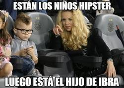 Enlace a Están los niños hipster