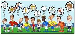 Enlace a Lo que piensan las estrellas de fútbol sobre este verano
