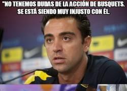 Enlace a Éstas han sido las palabras de Xavi respecto el pisotón a Pepe. Alucinante