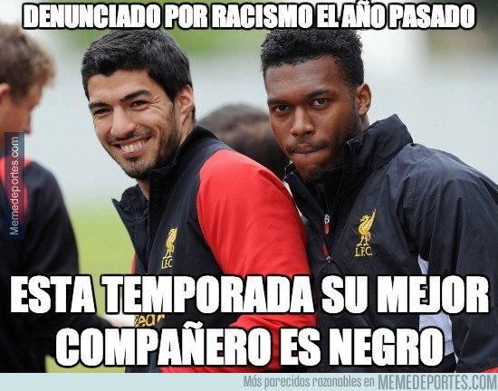 294998 - ¿Qué opinará Suárez de su compañero de equipo?