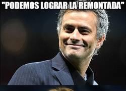 Enlace a Mourinho, tú sigue hablando