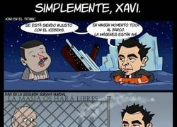 Enlace a Xavi... Las imágenes están ahí por @gesioh