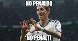 Enlace a Si no está Penaldo, se fallan los penaltis