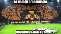 Enlace a ¿Gareth Bale ha viajado a Dortmund?