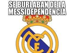 Enlace a La doble moral de la afición del Real Madrid