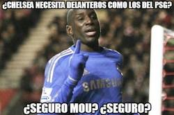 Enlace a Demba Ba marca el segundo para el Chelsea