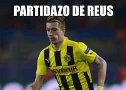 Enlace a Reus hizo lo que quiso con el Real Madrid hoy