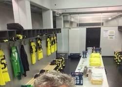 Enlace a El selfie del utillero del Borussia Dortmund. Ya que todos lo hacían...