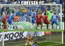 Enlace a Chelsea FC, un equipo no apto para cardíacos