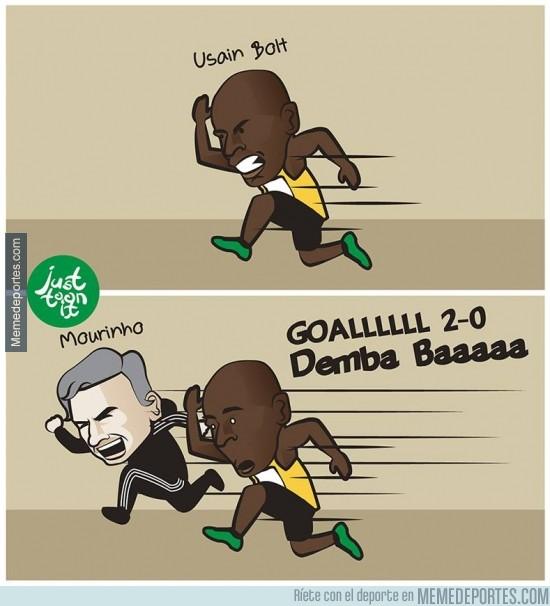 295757 - Celebración de Mourinho contra el PSG