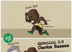 Enlace a Celebración de Mourinho contra el PSG