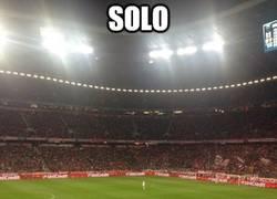 Enlace a Neuer, solo ante ningún peligro