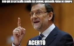 Enlace a Esto es lo que quería decir Rajoy seguramente