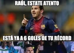 Enlace a ¿Qué decías del récord de Raúl?