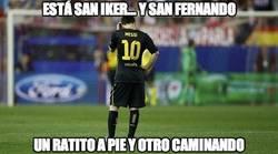 Enlace a Está San Iker... y San Fernando