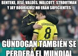 Enlace a Benteke, Jesé, Valdés, Walcott, Strootman y Jay Rodríguez no eran suficientes
