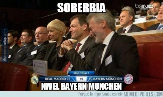 297503 - Se les ve muy confiados a los del Bayern