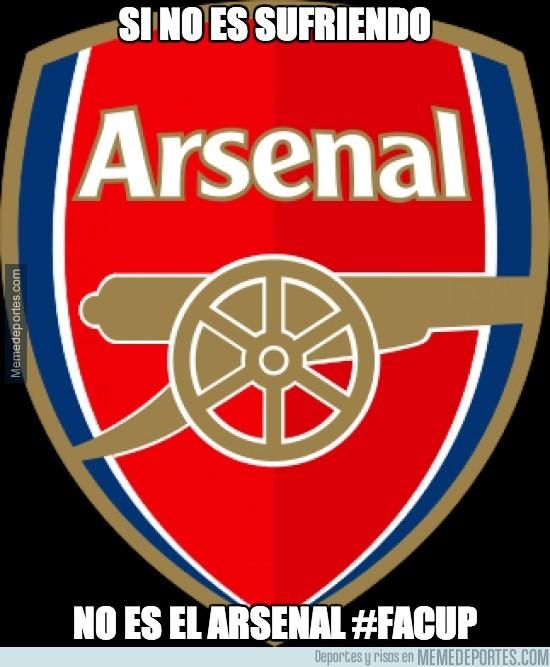 297898 - El Arsenal pasa a la final de la FA Cup tras la ronda de penaltis
