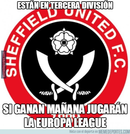 298062 - Esto sería épico para el Sheffield United