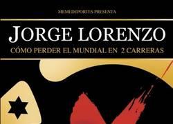 Enlace a No te pierdas el nuevo libro de Jorge Lorenzo