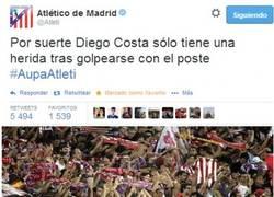 Enlace a Lo de Diego Costa se queda en un susto