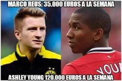 Enlace a Hay comparaciones de sueldos de jugadores que te harán explotar la cabeza