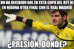 Enlace a Iker Casillas, un portero para las finales