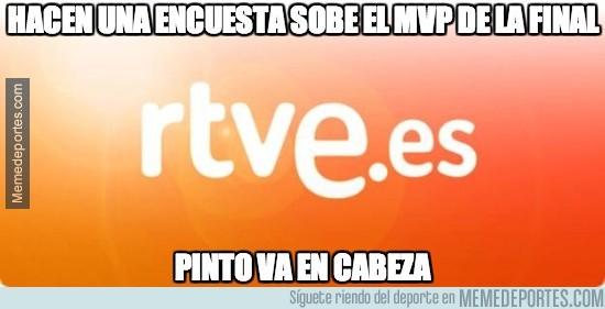 299961 - Algo anda mal en el mundo del fútbol si Pinto es el MVP