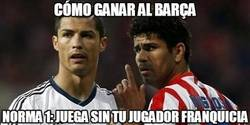 Enlace a Cómo ganar al Barça