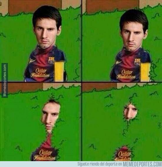 300825 - ¿Cuándo crees que volverá a aparecer Messi?