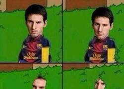 Enlace a ¿Cuándo crees que volverá a aparecer Messi?