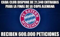 Enlace a Todo el mundo quiere ver al Bayern de Munich
