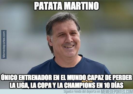 301122 - Patata Martino, siempre te recordaremos