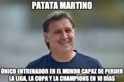 Enlace a Patata Martino, siempre te recordaremos