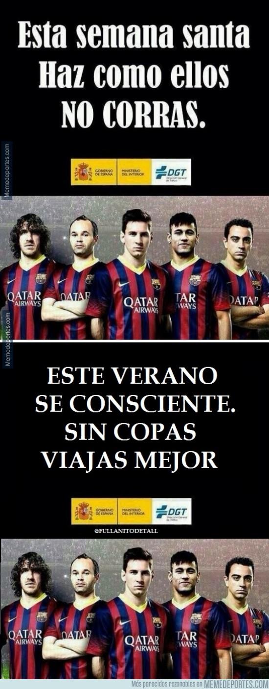 301152 - Sigue la campaña de la DGT y el Barça