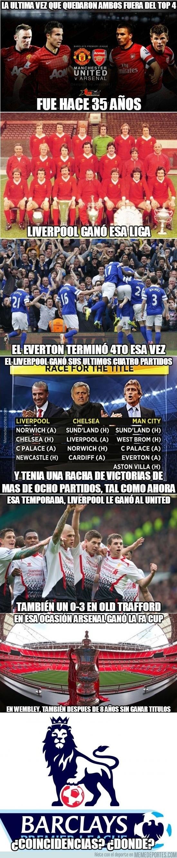 301582 - Éstas son las coincidencias que nos hacen suponer que el Liverpool ganará la Premier