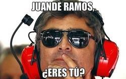 Enlace a Juande Ramos infiltrado en Ferrari