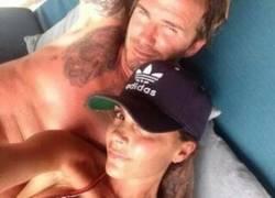 Enlace a El selfie de David y Victoria Beckham el día de su 40 cumpleaños