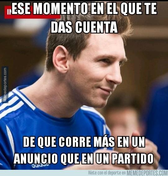 301942 - ¿A alguien más le da rabia ver a Messi anunciando mil cosas?