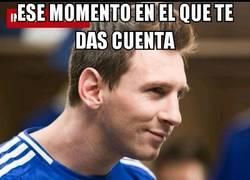 Enlace a ¿A alguien más le da rabia ver a Messi anunciando mil cosas?