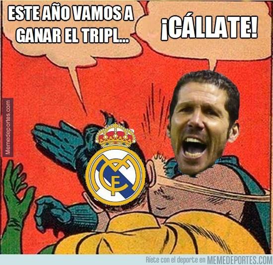 301960 - ¿Simeone se cargará el triplete del Real Madrid?