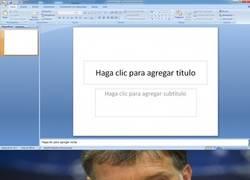 Enlace a Hasta microsoft trollea al Barça...