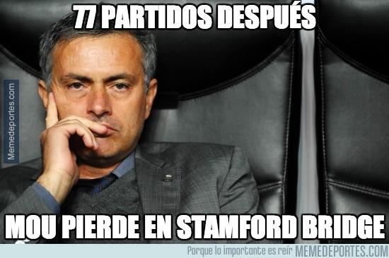 302165 - 77 partidos después Mou pierde en Stamford Bridge