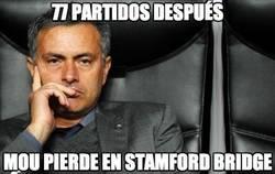 Enlace a 77 partidos después Mou pierde en Stamford Bridge